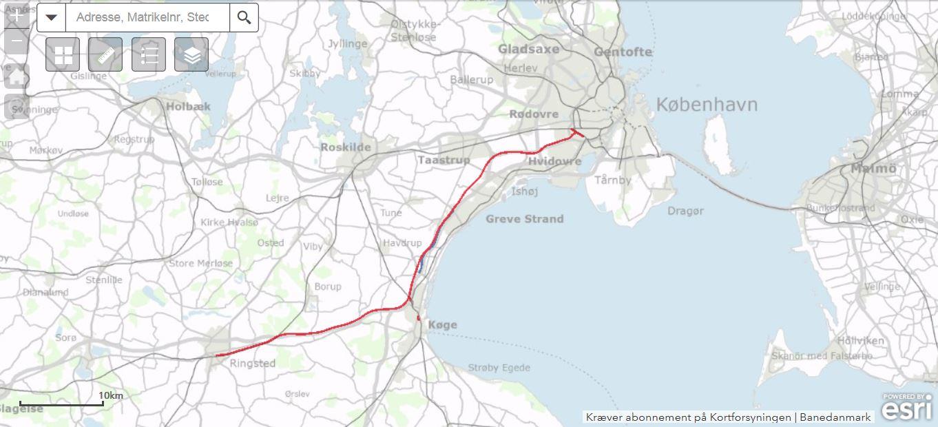 Elektrificering Af Danske Jernbaners Togdrift Wikiwand